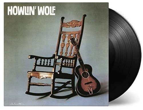 Howlin' Wolf (LP, 180g Vinyl)
