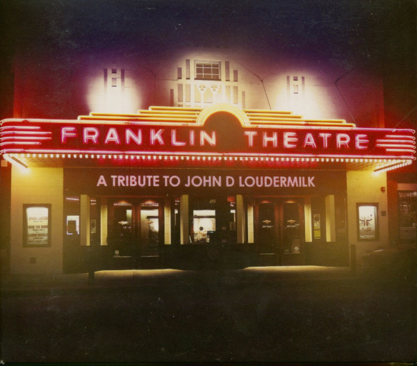 A Tribute To John D. Loudermilk (CD)