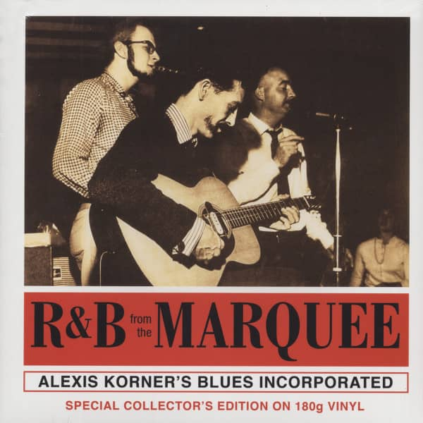 Alexis Koner's Blues Incorporated - R&B From The Marquee (180g Vinyl)