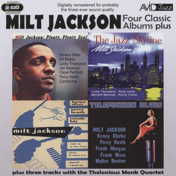 Four Classic Albums plus (2-CD)
