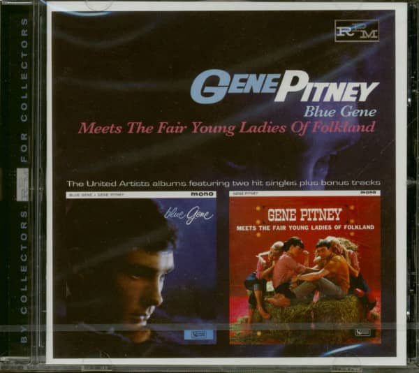 Blue Gene - Meets The Fair Young Ladies Of Folkland (CD)