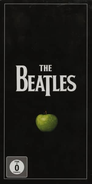 The Beatles - Stereo Box - Original Studio recordings