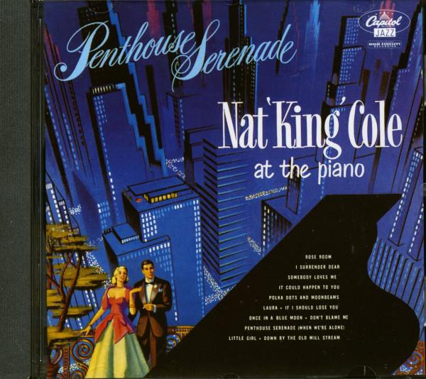 Penthouse Serenade (CD)