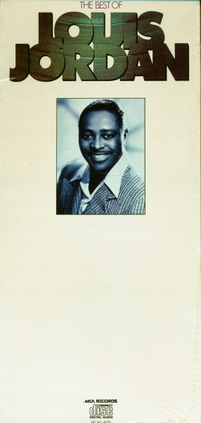 The Best Of Louis Jordan (CD-Longbox)