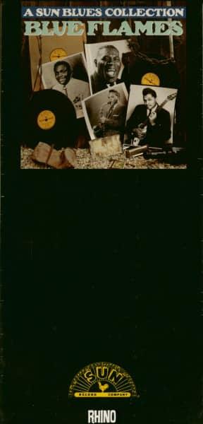 Blue Flames - A SUN Blues Collection (CD)