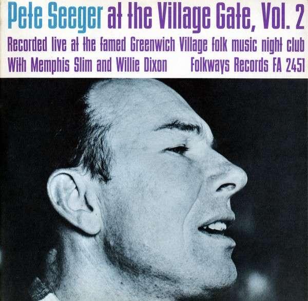 Vol.2, Village Gate With Memphis Slim & Willi