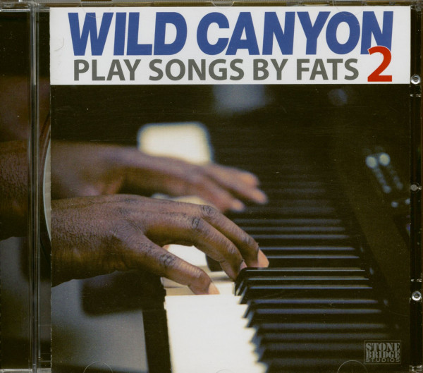 Wild Canyon - Play Songs By Fats Vol.2 (CD)