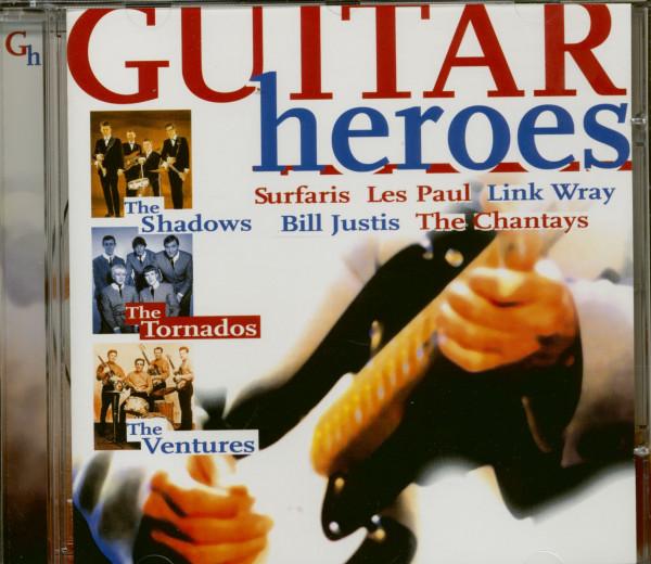 Guitar Heroes (CD)