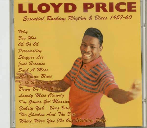 Essential Rocking R&B 1957-60