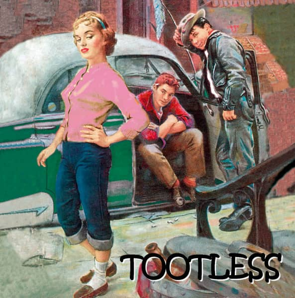 Tootless (CD)