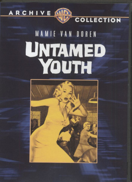 Untamed Youth (1957) co-starring Eddie Cochran (DVD-R)