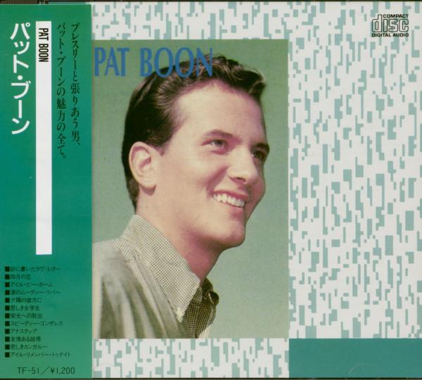 Pat Boone (CD Japan)