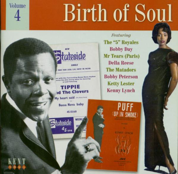 Birth Of Soul Vol.4 (CD)