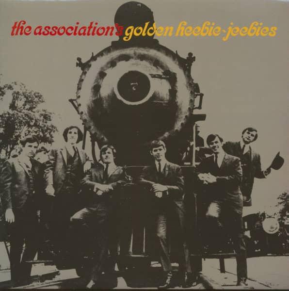 The Association's Golden Heebie Jeebies (LP)