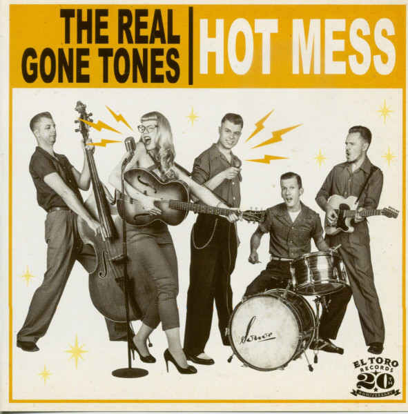 Hot Mess (CD)