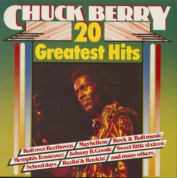 20 Greatest Hits (LP)