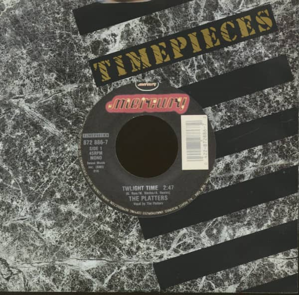Twlight Time - For The Fist Time (7inch, 45rpm)