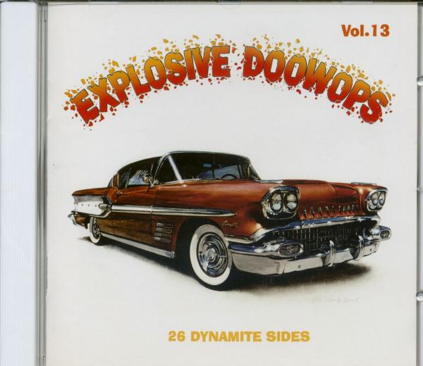 Vol.13, Explosive Doo Wop