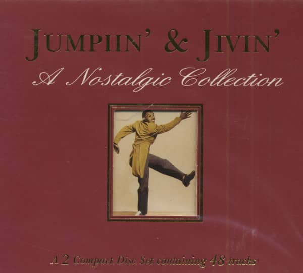 Jumpin' & Jivin' - A Nastalgic Collection (2-CD)