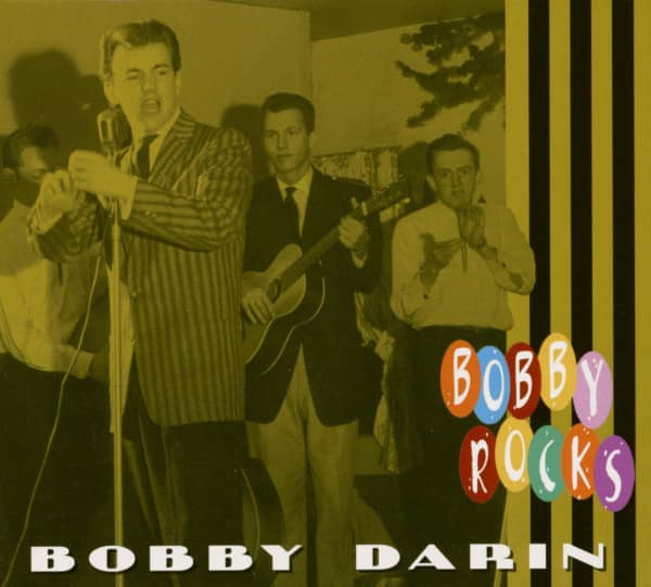 Bobby Darin - Bobby Rocks (CD)
