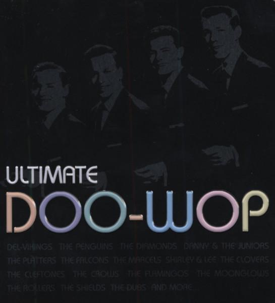 Ultimate Doo Wop - Collector's Steelbox (3-CD)