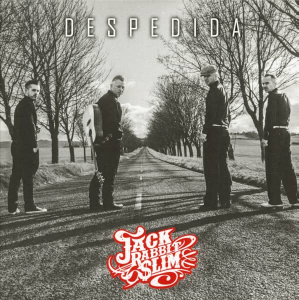 Despedida (LP, Red Vinyl)