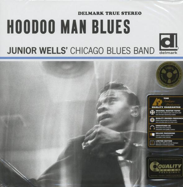 Hoodoo Man Blues (2-LP 180g Vinyl, 45rpm, Ltd.)