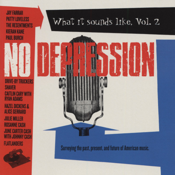 Vol.2, No Depression: What It Sounds Like