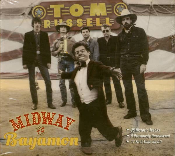 Midway To Bayamon (CD)