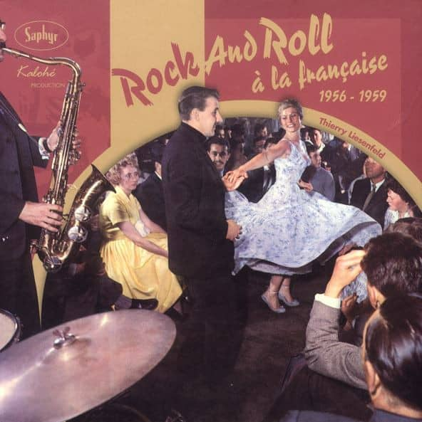 Rock And Roll À La Francaise 1956-1959 (6-CD+Book)