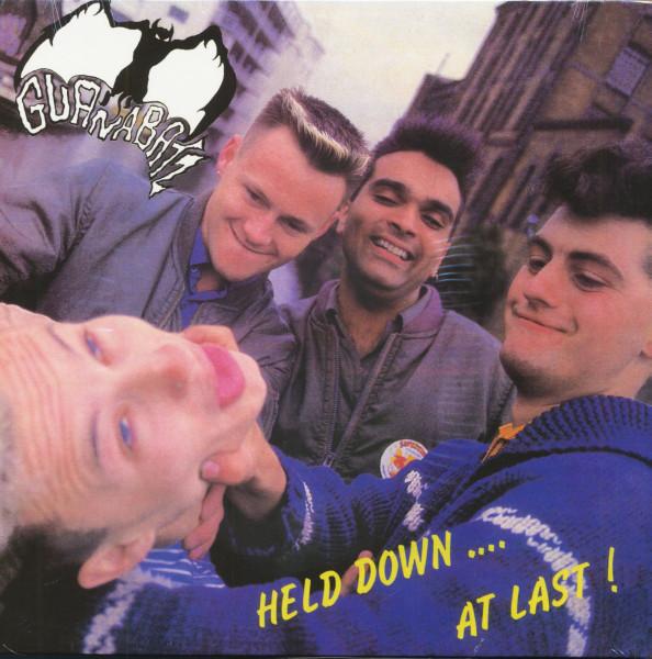 Held Down To Vinyl....At Last! (LP)