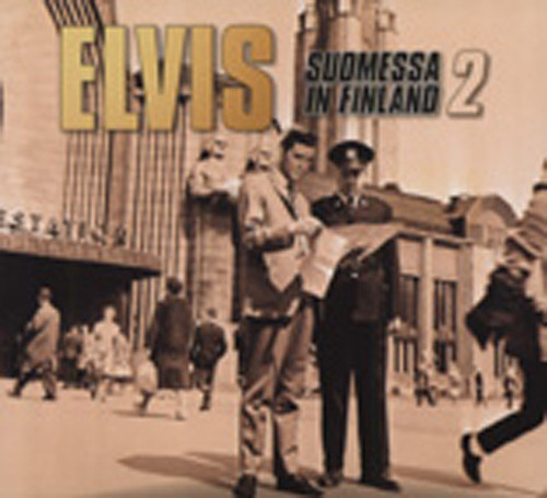 Elvis - Suomessa In Finland 2