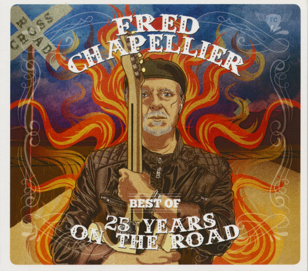 Best Of: 25 Years On The Road (2-CD)