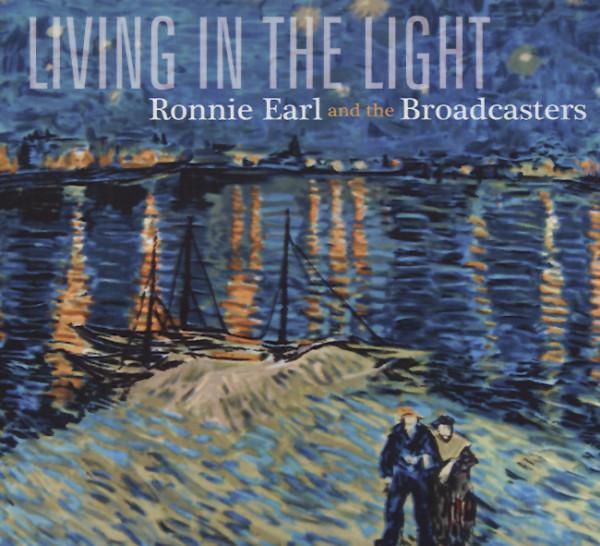 Living In The Light (CD)