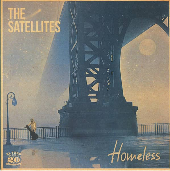 Homeless (EP, 7inch, 45rpm, PS)
