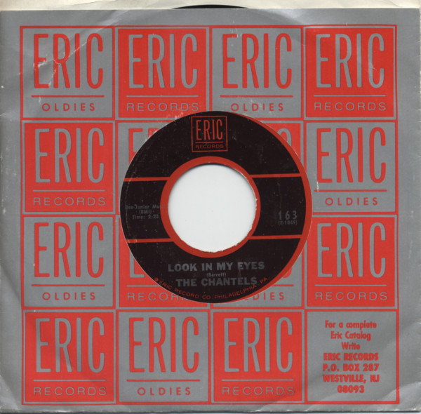 Look In My Eyes - Well I Told You 7inch, 45rpm