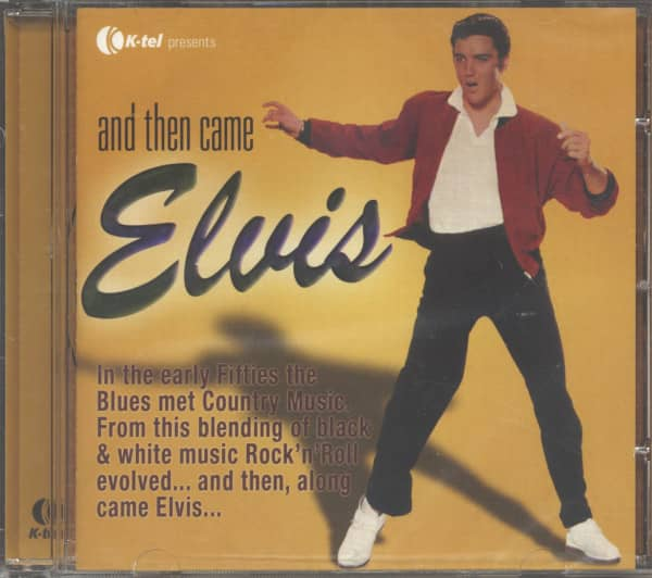 And Then Came Elvis (CD)