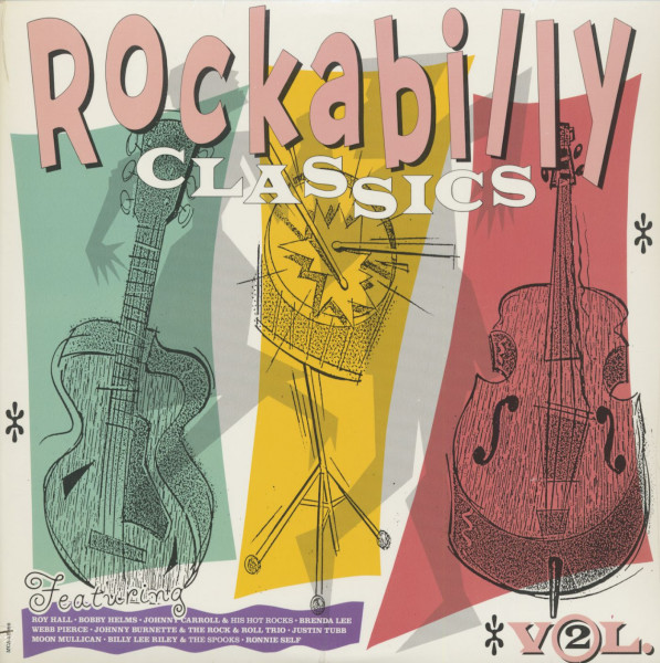 Rockabilly Classics, Vol.2 (LP)