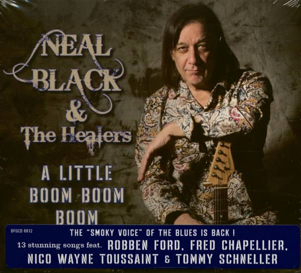 A Little Boom Boom Boom (CD)