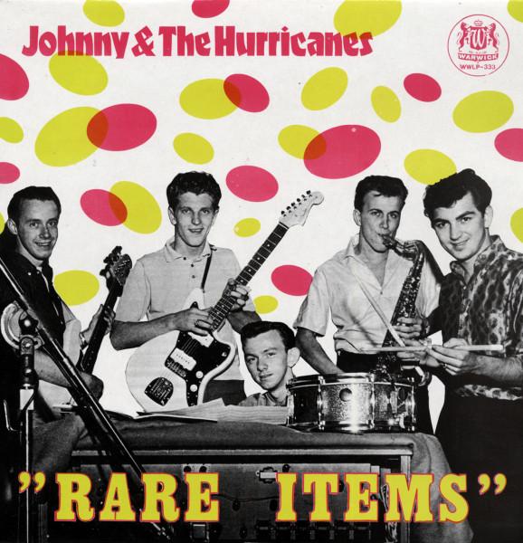 Rare Items (LP)