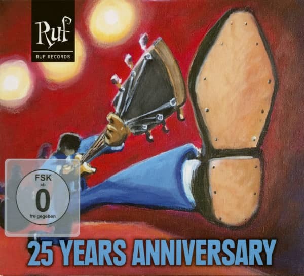 25 Years Anniversary (CD, DVD)
