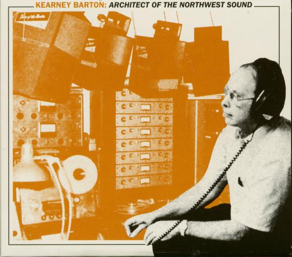 Kearney Barton - Architect Of The Northwest Sound (2-LP, Ltd.)