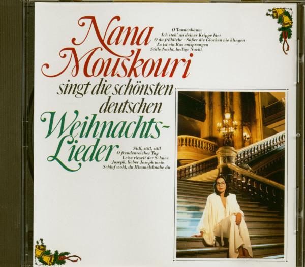 Singt Die Schönsten Deutschen Weihnachtslieder (CD)