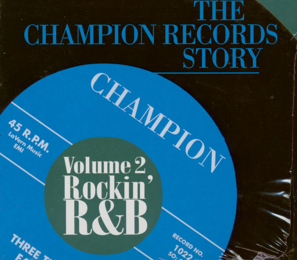 The Champion Records Story Vol.2