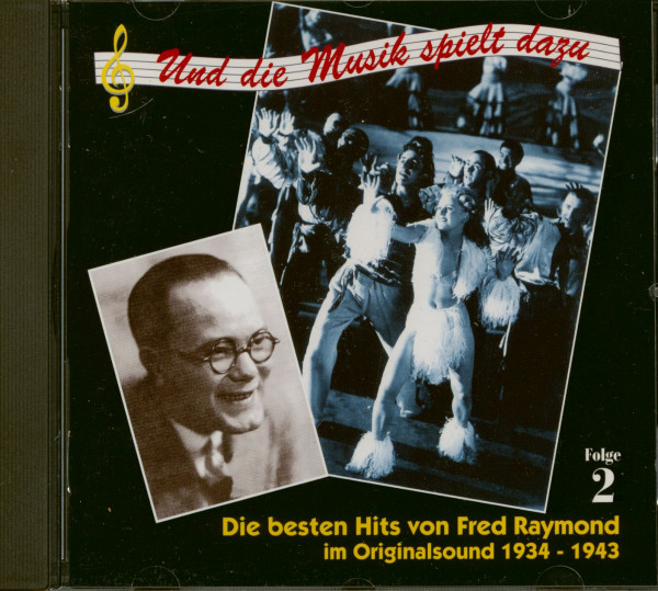 Und Die Musik Spielt Dazu (CD)