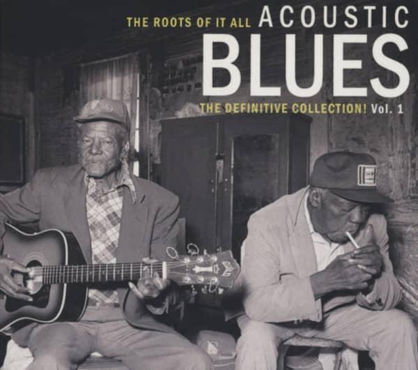 Acoustic Blues Vol.1 (2-CD)