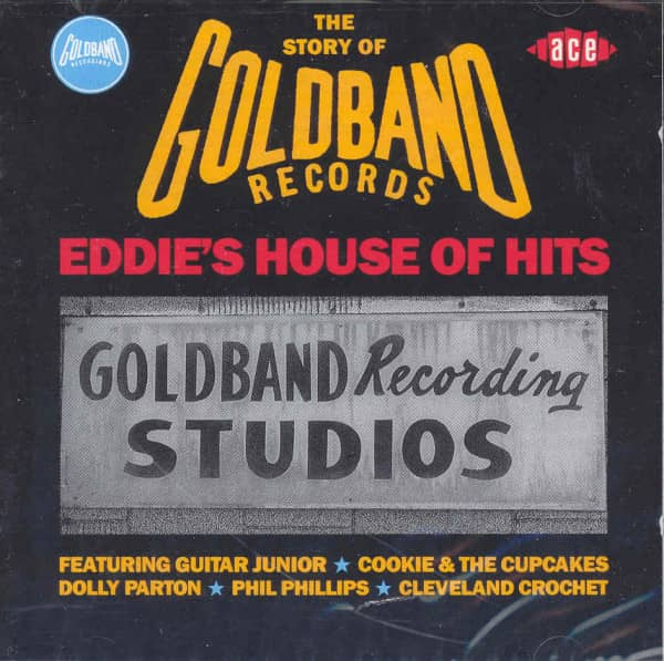 Eddie's House Of Hits - Goldband Records