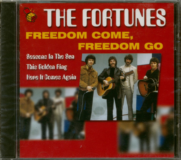 Freedom Come, Freedom Go (CD)