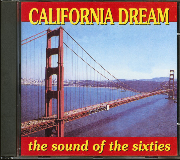 California Dream - The Sound Of The Sixties (CD)
