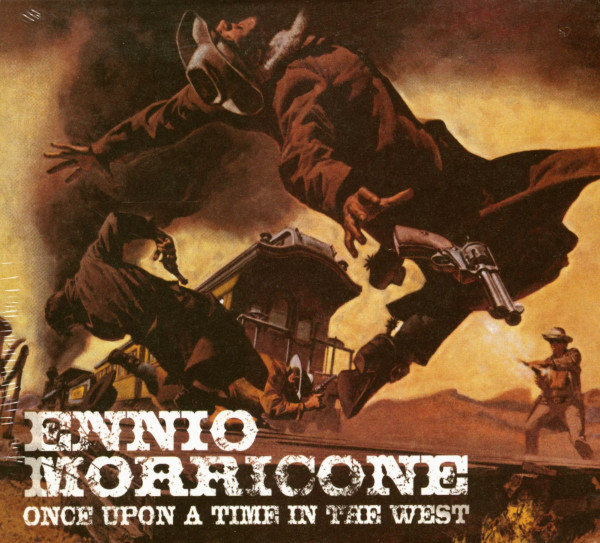 Once Upon A Time In The West - Soundtrack (CD)